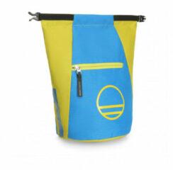 Wild Country - Spotter Boulder Bag - Pofzakje blauw/geel