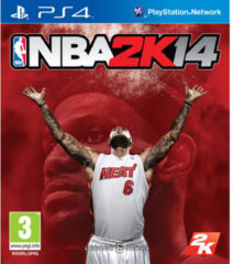 2K Sports NBA Basketball 2K14 PS4