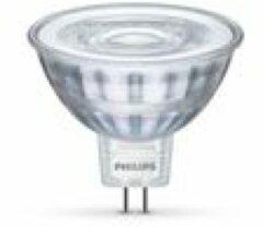 Philips Lighting LED-lamp Energielabel A+ (A++ - E) GU5.3 Reflector 6 W = 35 W Warmwit (Ø x l) 5.1 cm x 4.6 cm 1 stuk(s)