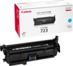 Blauwe Canon CRG 723 C Cartridge 8500pagina's Cyaan