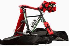 Rode LifeLine Inflatable Air Pad Bicycle Protection - Fietsreistassen
