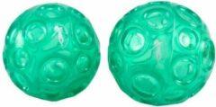 Franklin Original Ball Set, Ø 10 cm, groen, set van 2 stuks
