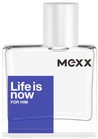 Afbeelding van Mexx Life Is Now For Him Parfum - 30 ml - Eau de Toilette