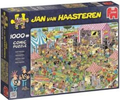 JUMBO Puzzel Jan Van Haasteren Popfestival 1000 Stukjes (6139028)