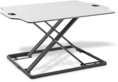 Digitus Ergonomischer Steh/Sitz Laptop Schreibtischaufsatz