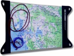 Transparante Sea to Summit TPU Guide Map Case Kaarthoes - Large - 102g - 332x430mm