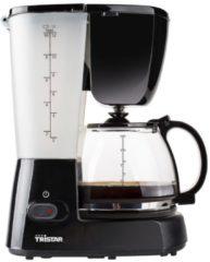 Tristar Kaffemaschine für 10-12 Tassen CM-1237 Schwarz/Transparen