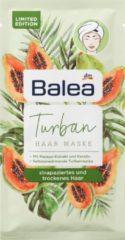 DM Balea haarmasker Tulband Papaja Tropisch met papaja-extract en keratine