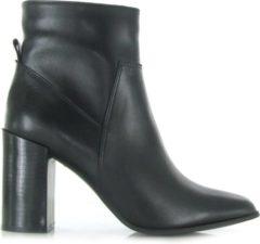 Zwarte Boots en enkellaarsjes 381500E6L by Bullboxer