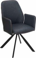 Feel Furniture - Vince stoel - Zwart
