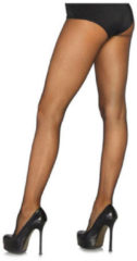 Zwarte Leg Avenue Spandex micronet net tights