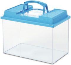 Savic Fauna Box Plastic - Aquaria - 27x17x18 cm Ca. 6 L