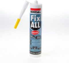 Soudal Fix-all lijm universeel wit (1st.)