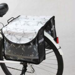 Filmer Doppel Tarpaulin Gepäckträger Fahrrad Tasche Fahrradtasche Gepäcktasche