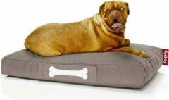 Fatboy Doggielounge Stonewashed Wasbare Hondenmand Large 120*80cm Taupe