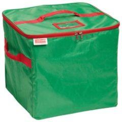 Groene Sunware Kersttas - voor kerstversieringen - trays voor 48 kerstballen