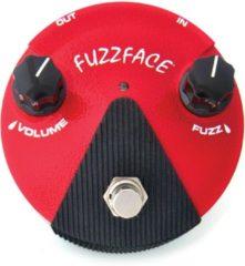 Dunlop FFM2 Fuzz Face Mini Germanium gitaar effect pedaal