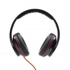 Zwarte Gembird MHS-DTW-BK - Koptelefoon met microfoon Detroit