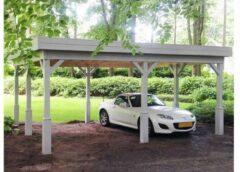 Van Kooten Tuin en Buitenleven Carport Plat Dak C1 - 420x540 cm