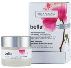 Bella Aurora - Anti Donkere Vlekken en Anti-Veroudering Behandeling Bella Aurora - Vrouwen - 50 ml