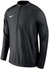 Windbreaker Academy 18 Drill Top Shield 893800-451 mit Stehkragen Nike Black/Black/White
