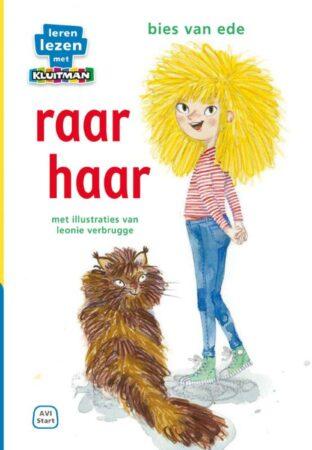 Afbeelding van Boek AVI Start Raar Haar Leren Lezen Met Kluitman (6558369)