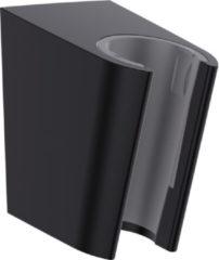 Hansgrohe Porter s houder voor handdouche mat zwart 28331670