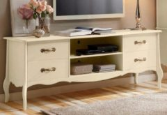 Home affaire Lowboard »Lebo«, mit Softclose, Breite: 180 cm