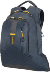 Blauwe Samsonite Rugzak Met Laptopvak - Paradiver Light Laptop Backpack L Jeans Blue