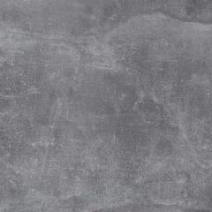 Grijze VidaXL Bureau met zijschappen 117x73x75 cm betonkleurig VDXL 428731