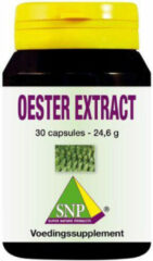 SNP Oester extract 700 mg Capsules
