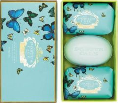 Castelbel Portus Cale Butterflies Zeepset 3 x 150 gr