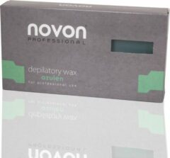 Groene Novon Harsblok - Ontharings Hars - Ontharings Wax - Wax - Voor Wax Apparaat - 500 gram - Azulen