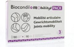 Trenker Biocondil Duo 180 Tabs + Mobilityl 90 Caps (180+90)