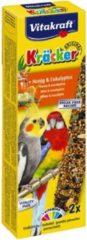 Vitakraft Valkparkiet Kracker 2 stuks - Vogelsnack - Honing