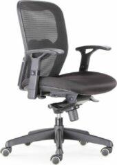 BenS 803-Bsc-3 Ergonomische bureaustoel - Robuust model incl opties - Zwart