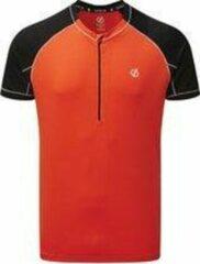 Dare 2b Dare2b -Aces Jersey Sportshirt - Mannen - Maat XS - Oranje