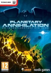 Nordic Games Planetary Annihilation - Windows