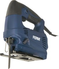 FERM PROFESSIONAL FERM JSM1028P Decoupeerzaag – 450W - Professioneel – 4 pendelposities – Incl. 2 zaagbladen en opbergkoffer