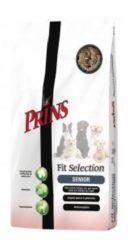 Prins Procare Fit-Selection Senior Gevogelte&Vlees - Hondenvoer - 15 kg - Hondenvoer
