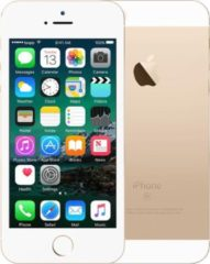 Apple Refurbished IPhone SE | 16 GB | Goud | Licht gebruikt | 2 jaar garantie | Refurbished Certificaat | leapp