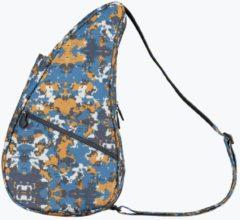 Blauwe Healthy Back Bag Industrial Evo. Deep Sky Small 6163-DY