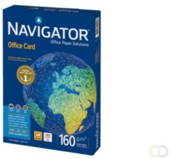 Navigator Office Card presentatiepapier ft A3, 160 g, pak van 250 vel