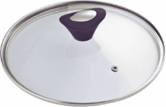 Paarse Durandal Deksel Violet Ø 24 cm - Vaatwasserbestendig