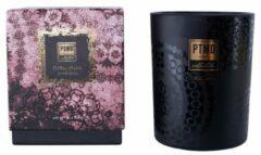 Zwarte PTMD Elements Fragrance Candle Floral Arabia 450 gr