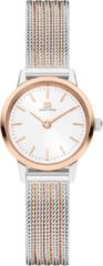 Danish Design watches edelstalen dameshorloge Akilia Mini Two-Tone Rosegold IV67Q1268