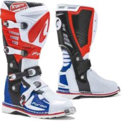 Forma Predator 2.0 Stivali motocross Bianco/Rosso/Blu 43