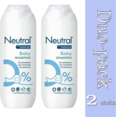 Multi-pack 4X 250MLNeutral Parfumvrij - 250 ml - Baby Shampoo-5740500004904