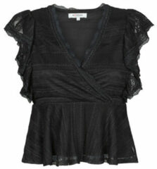 Zwarte Blouse Morgan DARLEY