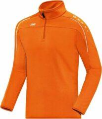 Oranje Jako - Ziptop Classico - Heren - maat XL